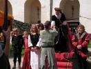 2007-08-03 Vystoupení Roštejn - 1 - Pán a páže
