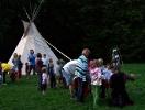 2009-08-25 Vystoupenií Veverská Bítýška