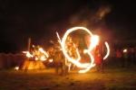 Habrovanská zteč 2014 ohňovka