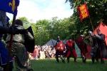 Vystoupení Pán a páže - Stoletá válka