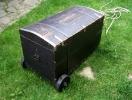 praktický cestovní kufr :)
